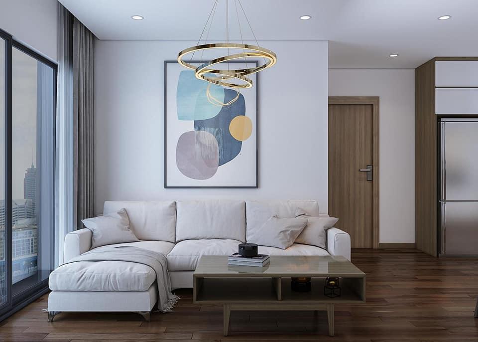 Thiết kế nội thất tối giản sang trọng