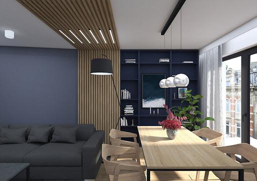 Tối giản thiết kế nội thất phòng khách