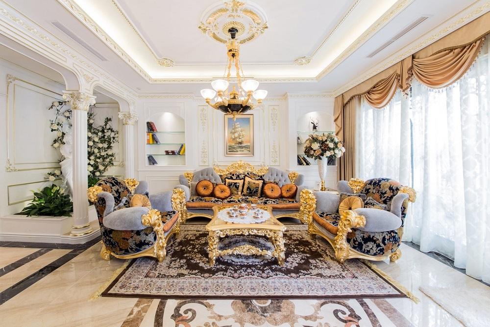 Nội thất phòng khách bền đẹp