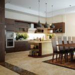 Phong cách hiện đại trong thiết kế nội thất có những đặc điểm gì?