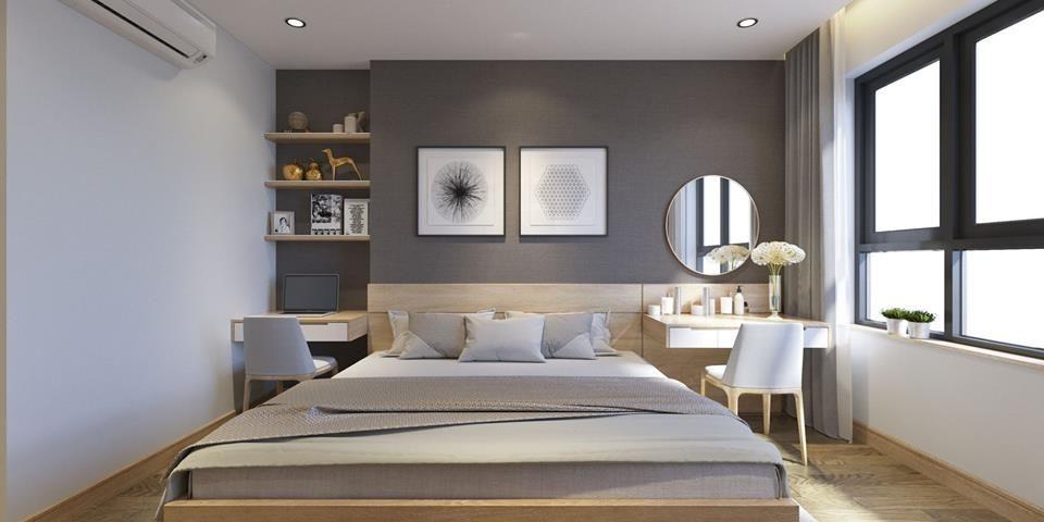 Nội thất chung cư Phòng ngủ