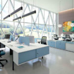 Nội thất văn phòng tại Bắc Ninh trọn gói