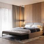 Nội thất phòng ngủ tại Bắc Giang đẹp, hiện đại, ấm áp và êm ái