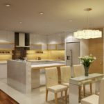 Chia sẻ kinh nghiệm thiết kế nội thất chung cư đẹp và sang trọng
