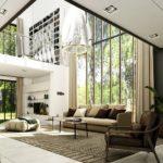 Những Xu hướng mẫu thiết kế nội thất biệt thự hiện đại và đẳng cấp nhất