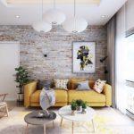 Những ý tưởng thiết kế nội thất chung cư hiện đại và sang trọng