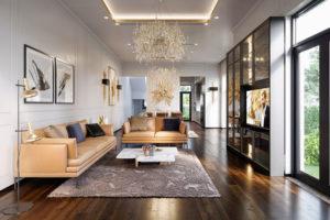 Những ý tưởng thiết kế nội thất chung cư