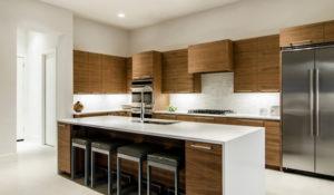 Mẫu thiết kế phòng bếp sang trọng
