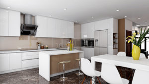 Xu hướng thiết kế phòng bếp 2020