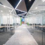 Thiết kế nội thất văn phòng Office leasing hiện đại tại Mỹ Đình