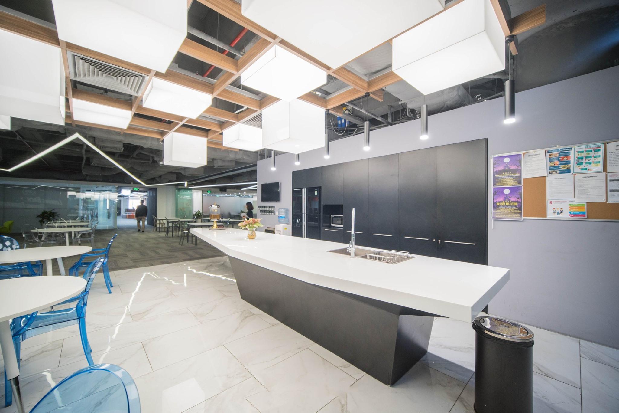 Thiết kế nội thât văn phòng Office leasing