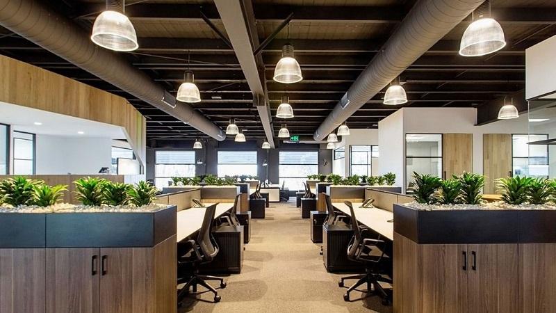 Cách sắp xếp nội thất văn phòng
